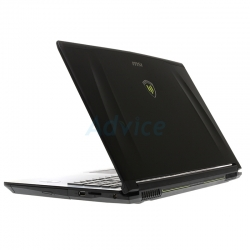 Notebook MSI WE62 7RJ-1895XTH (Black)