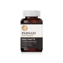 ฮับบะตุสเซาดะอฺ เทียนดำ ตรา แพทย์นบี ขนิดซอฟเจล PADNABI : BLACK SEED OIL SOFT GEL