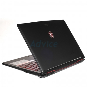 Notebook MSI GL62MVR 7RFX-1261TH (Black)