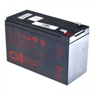 "Battery 7.2Ah 12V ""CSB"" APC GP1272"