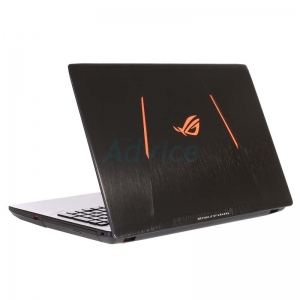 Notebook Asus ROG Strix GL553VD-FY297 (Black) Free Mouse Gaming (ในกล่อง)