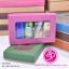 ฝาสีต่างๆ ขนาด 16.0 x 25.3 x 5.0 ซม. (บรรจุ 50 กล่องต่อแพ็ค) thumbnail 4