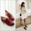 Preorder รองเท้าแฟชั่น สไตล์ เกาหลี 34-43 รหัส 9DA-7743 thumbnail 1