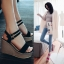 Preorder รองเท้าแฟชั่น สไตล์เกาหลี 31-43 รหัส 9DA-8549 thumbnail 1