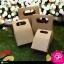 กล่องของขวัญทรงหูหิ้ว สีน้ำตาลธรรมชาติ มี 4 ขนาด (บรรจุ 50 กล่องต่อแพ็ค) thumbnail 1