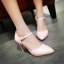 พร้อมส่ง รองเท้าแฟชั่น ไซส์ 42 สี Pink รหัส PP-N5-8524 thumbnail 1