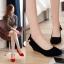Preorder รองเท้าแฟชั่น สไตล์เกาหลี 34-43 รหัส F-0437 thumbnail 2