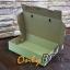 กล่องทรงหูหิ้ว เชือกสีน้ำตาล ขนาด 20 x 30 x 7 ซม.(บรรจุ 25 กล่องต่อแพ็ค) thumbnail 2