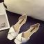 Preorder รองเท้าแฟชั่น สไตล์เกาหลี 35-41 รหัส GB-7009 thumbnail 4