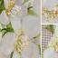 รหัส MN23 เสื้อสไตล์เกาหลี ดีเทลผ้าพื้นสีขาวพิมพ์ลายดอกไม้ ต่อแขนเสื้อผ้าลูกไม้ เพิ่มรายละเอียดด้วยคริสตัลและลูกปัดที่ลายดอก งานละเอียด ตัดเย็บเรียบร้อย thumbnail 6