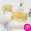 กล่อง สีทอง สีเงิน เคลือบเงา ขนาด 6.5x9.5x3.0 ซม. (บรรจุแพ็คละ 50 กล่อง) thumbnail 1