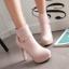 Preorder รองเท้าแฟชั่น สไตล์เกาหลี 34-43 รหัส 9DA-3409 thumbnail 1