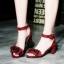 Preorder รองเท้าแฟชั่น สไตล์ เกาหลี 33-43 รหัส 9DA-2805 thumbnail 1