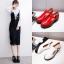 Preorder รองเท้าแฟชั่น สไตล์เกาหลี 34-43 รหัส 9DA-7129 thumbnail 2