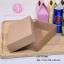 กล่องฝาครอบ สีน้ำตาลธรรมชาติ ขนาด 11.6 x 19.5 x 5.0 ซม. (บรรจุ 50 กล่องต่อแพ็ค) thumbnail 2