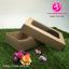กล่องฝาครอบขนาด 11.6 x 19.5 x 5.0 ซม. สีธรรมชาติ มีหน้าต่าง (บรรจุ 50 กล่องต่อแพ็ค) thumbnail 1