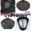 เสื้อการ์ด KOMINE JK-063 Titanium Mesh Jacket R-Spec 2015 thumbnail 3