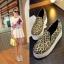 Preorder รองเท้าแฟชั่น สไตล์เกาหลี 31-43 รหัส 9DA-0813 thumbnail 1