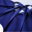 รหัส B71 เสื้อผ้าชีฟองแขนโปร่งคอวี ประดับบริเวณอกด้วยคริสตัลลวดลายสวยเก๋ thumbnail 5