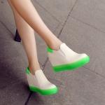 Preorder รองเท้าแฟชั่น สไตล์เกาหลี 34-43 รหัส 9DA-6034