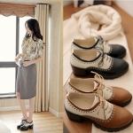 Preorder รองเท้าแฟชั่น สไตล์เกาหลี 32-43 รหัส 9DA-1662