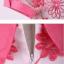 รหัส B61 ชุดเดรสสั้นผ้าชีฟองและผ้าใยแก้วทอประดับด้วยลวดลายดอกไม้สวยงาม thumbnail 7