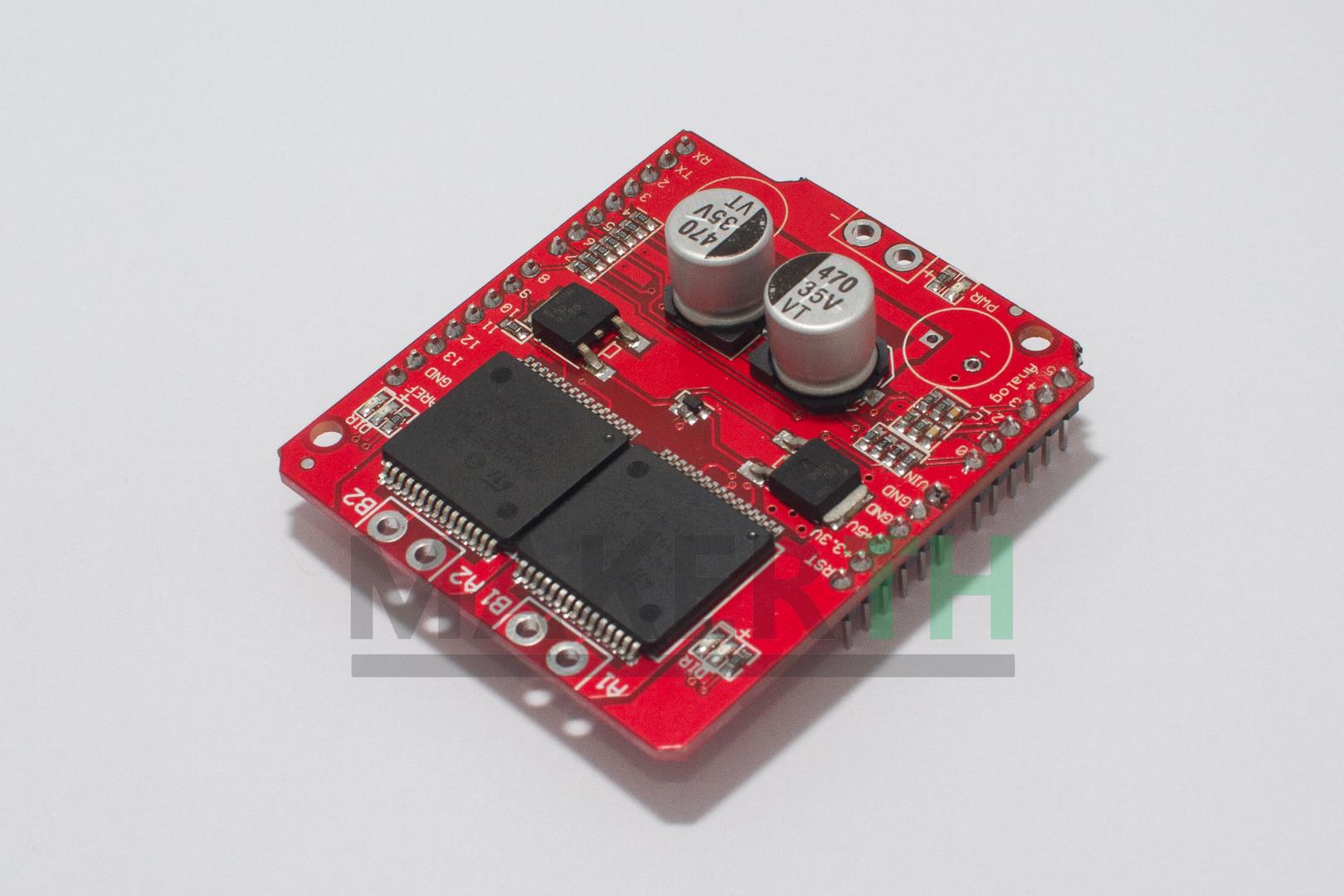 Monster Moto Shield For Arduino