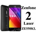 ฟิล์มกระจก zenfone 2 laser ze550kl (แพ็คเกจกระดาษ)