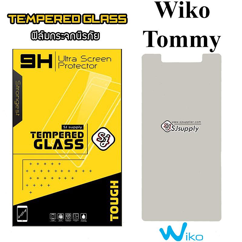 ฟิล์มกระจก Wiko Tommy