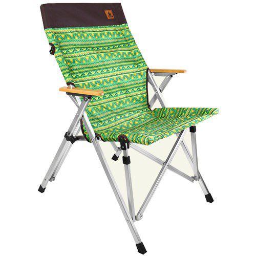เก้าอี้พับ Royal Relax Chair #Green