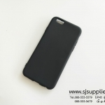 เคส Oppo F5 ซิลิโคน นิ่มดำ