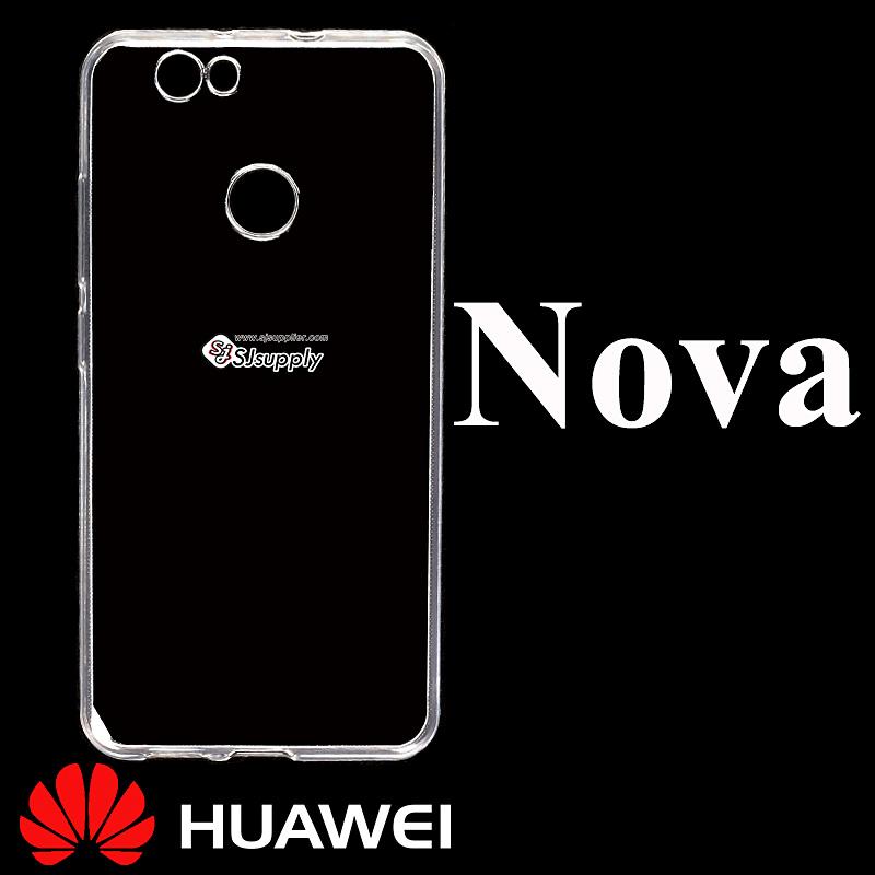 เคส Huawei Nova ซิลิโคน สีใส