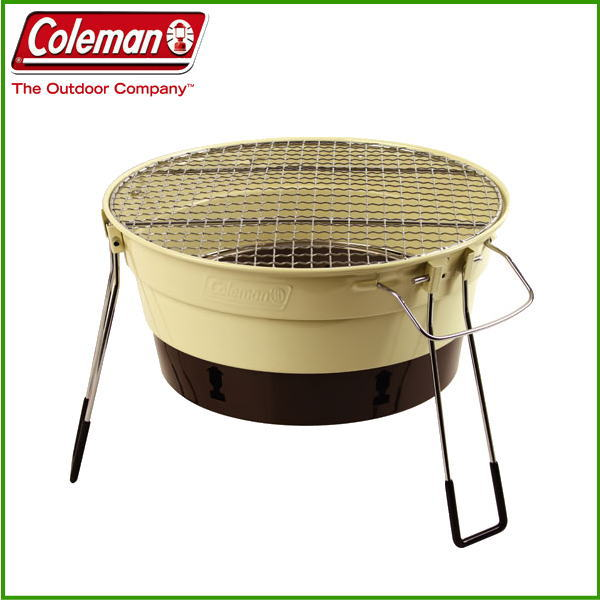 Coleman Pack Away Grill #Brown