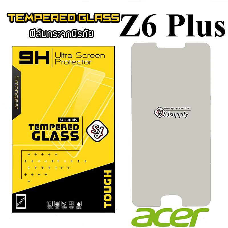 ฟิล์มกระจก Acer Liquid Z6 Plus