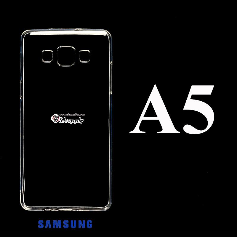เคส Samsung A5 ซิลิโคน สีใส