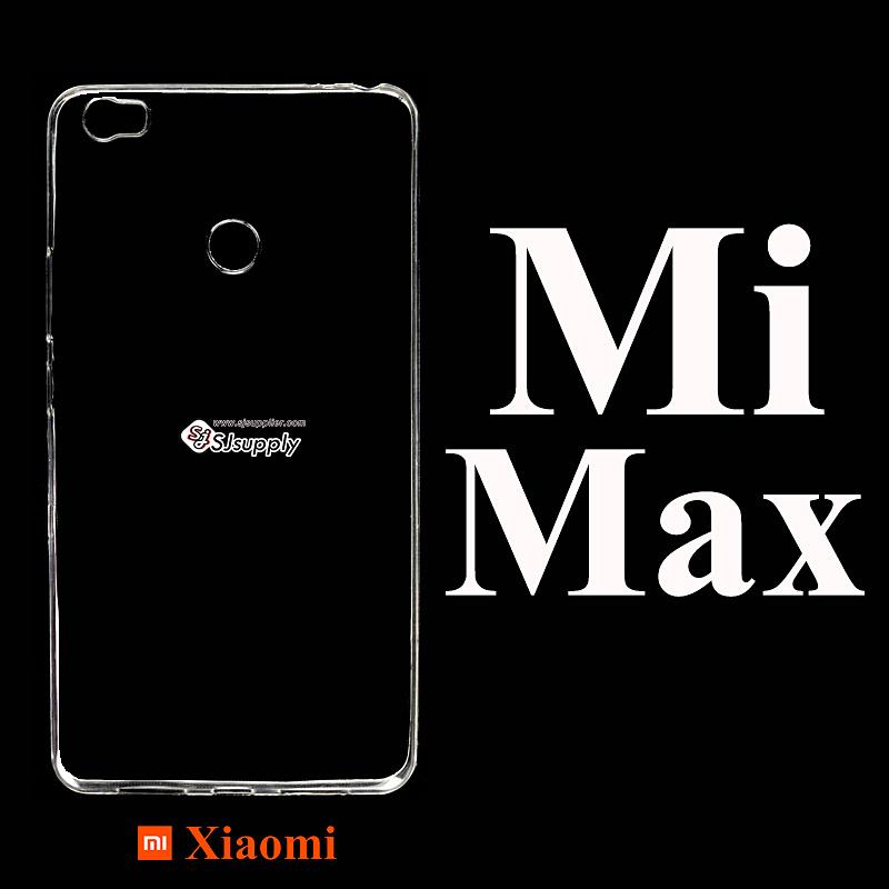 เคส Xiaomi Mi Max ซิลิโคน สีใส