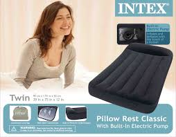 Pillow Rest Classic Bed Twin Size