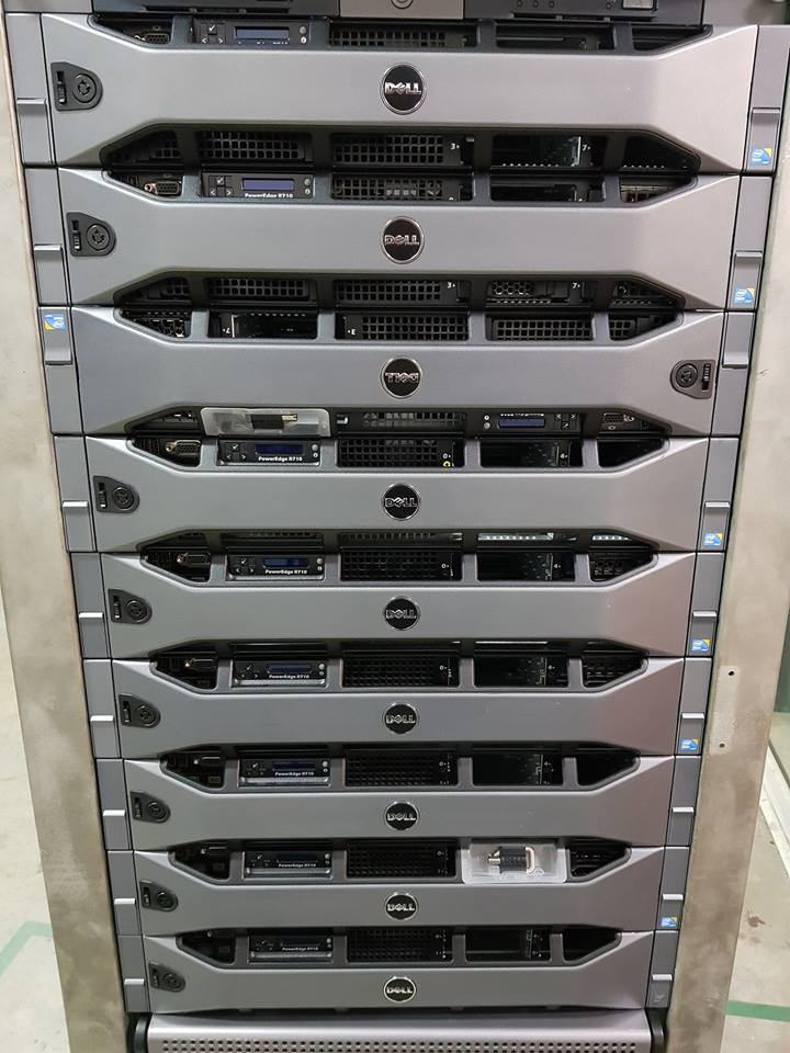 Dell PowerEdge R710 (HDD 2.5)