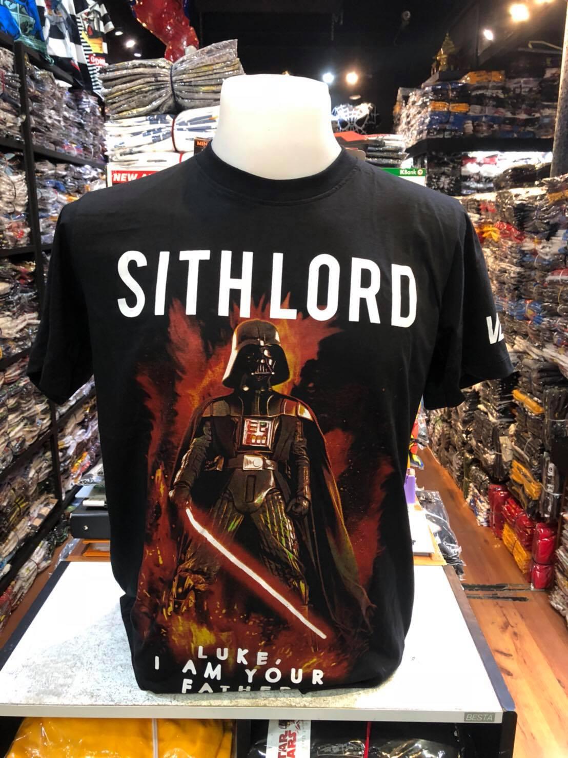 สตาร์วอร์ สีดำ (STH-SITHLORD CODE:1206)