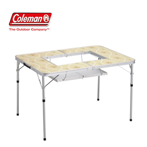 Coleman Folding BBQ Table