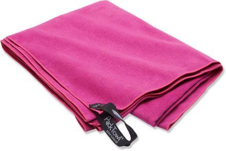 ผ้าเช็ดตัว PackTowl Personal XL #Berry