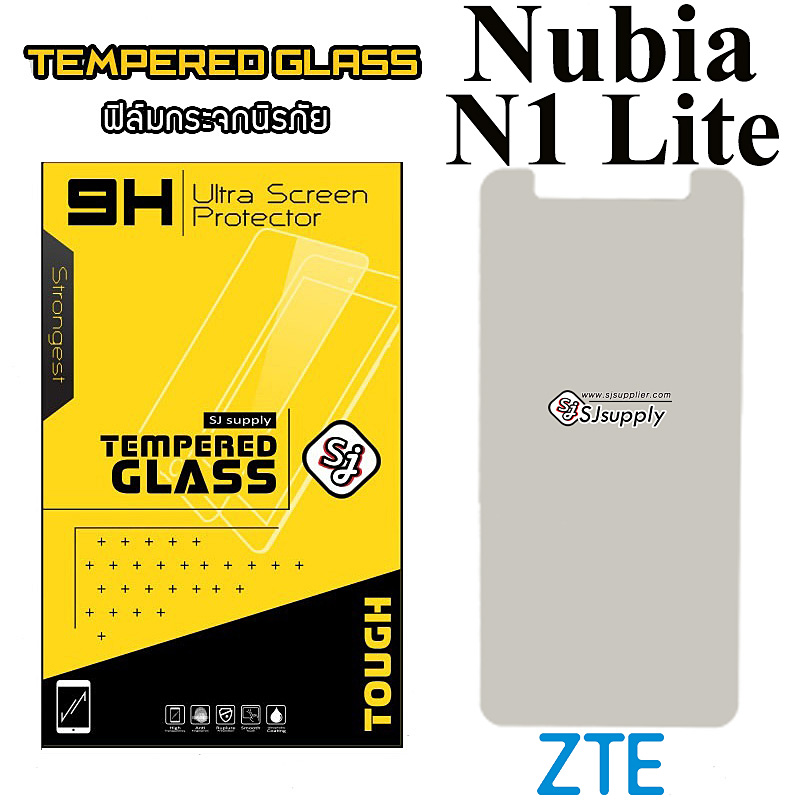 ฟิล์มกระจก ZTE nubia N1 lite