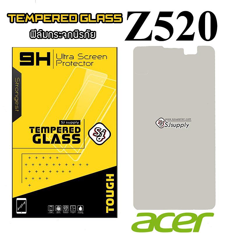 ฟิล์มกระจก Acer Liquid Z520