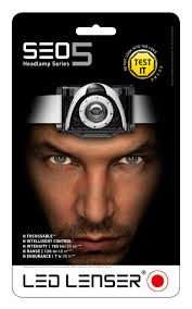 Led Lenser SEO5 #Gray