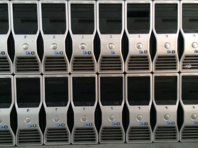Dell Precision T5400 Xeon