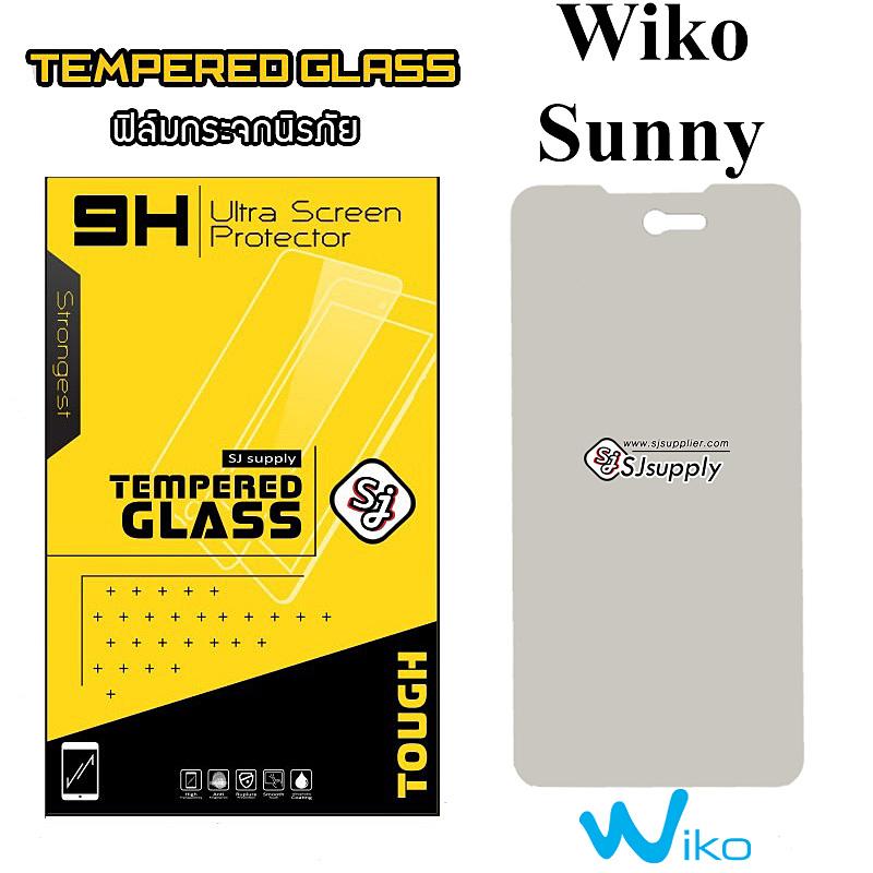 ฟิล์มกระจก Wiko Sunny