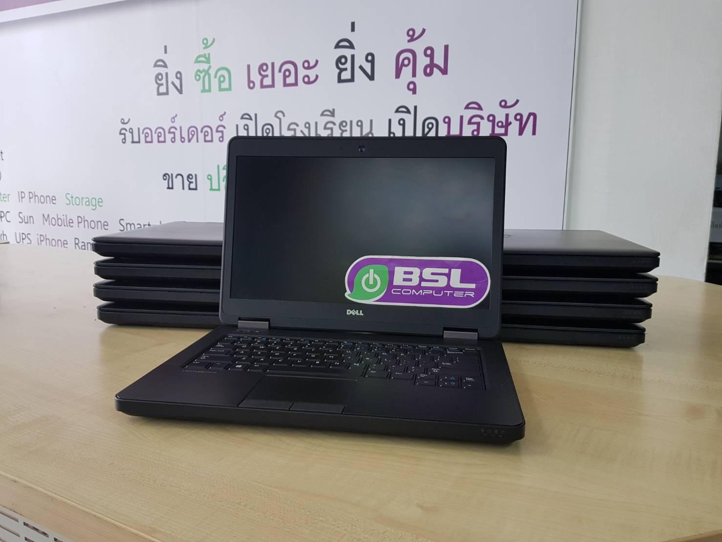DELL 5440 - i7 Gen4 ram 8GB HDD 500GB จอ14นิ้ว