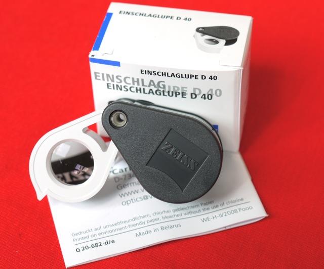 กล้องส่องพระ Zeiss D40 10X