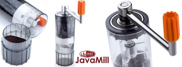 เครื่องบดกาแฟ GSI JavaMill