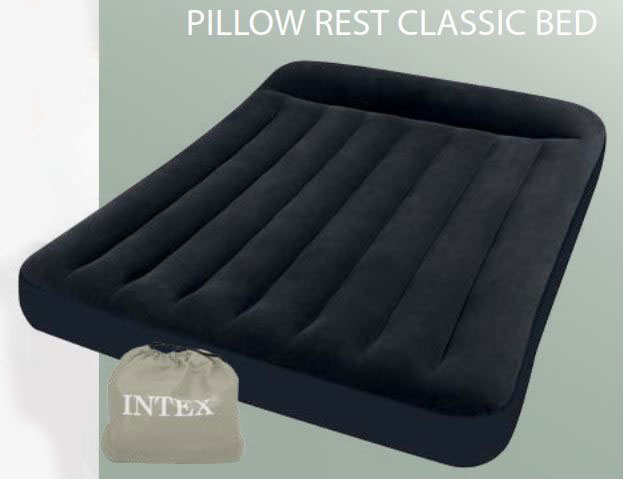Pillow Rest Classic Bed Full Size